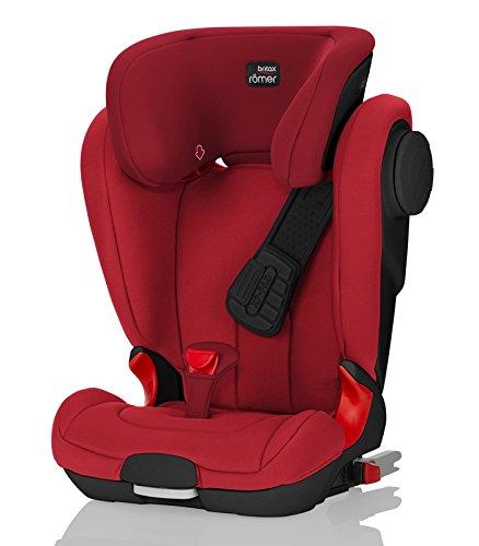 Preisvergleich Produktbild II Römer Kidfix XP SICT–Stuhl für Auto, Gruppe 2/3, Farbe rot