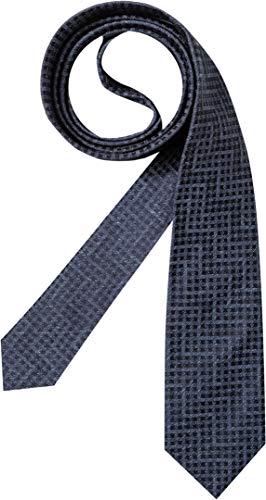 HUGO Herren Krawatte Herren-Accessoire Gemustert, Größe: Onesize, Farbe: Blau