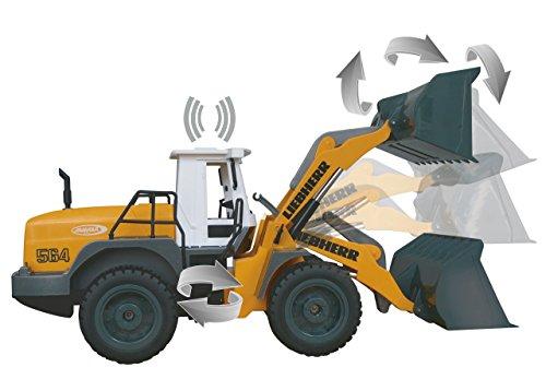 jamara-405007-radlader-liebherr-564-120-24g-schaufel-heben-senken-abkippen-realistischer-motorsound-abschaltbar-programmierbare-funktionen-blinker-autoabschaltfunktion-2-radantrieb-5