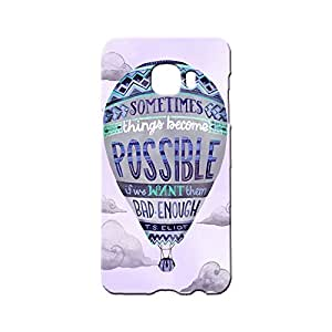 BLUEDIO Designer Printed Back case cover for Samsung Galaxy C5 - G3754
