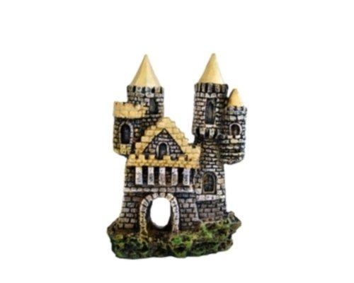 Castello con torri - Arredo per impreziosire il fondale del tuo acquario