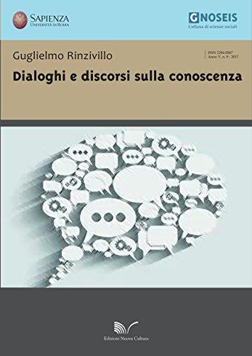 Dialoghi e discorsi sulla conoscenza