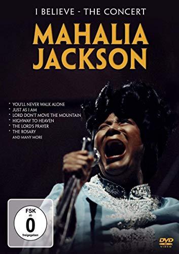 Mahalia Jackson - I Believe: In Concert Preisvergleich