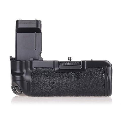 samtian Batterie Poignée Batterie Poignée battery Appareil photo numérique Reflex