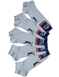Chaussettes invisible mini Slazenger pour hommes (lot de 5 paires)