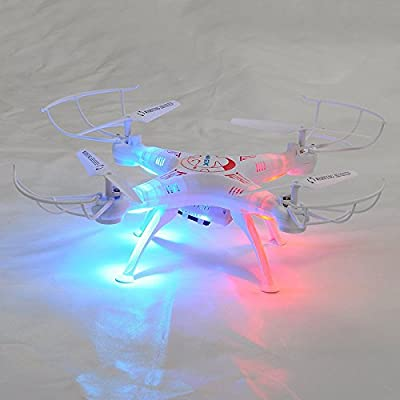 Cewaal X5SW-1 FPV Drone with Camera Live Video, Phone APP Control Altitude Hold Pressure Set High Function Drone with Headless Mode for Kids
