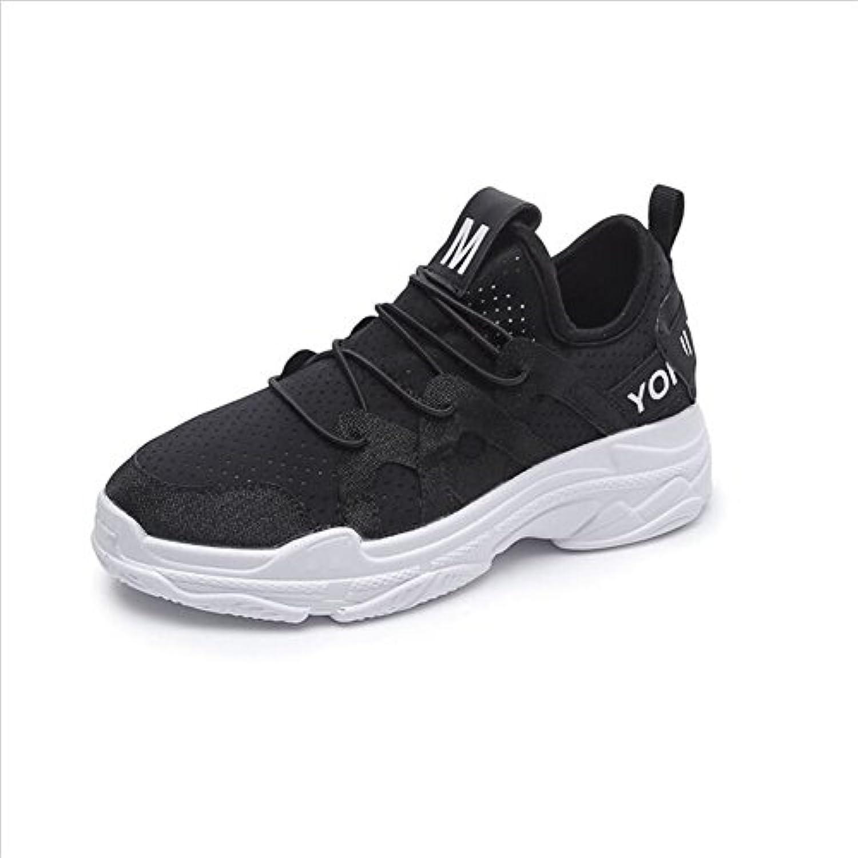 Zapatos de Mujer Summer Fall New Gym Zapatillas Deportivas, Wild Academy Zapatos de Malla, Zapatos de Suela Ligera... -