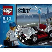 LEGO City: Doctor con Medical auto 30000 (sacchetto)