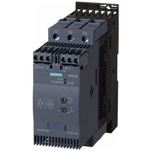 Top Siemens 3RW3036-1BB14 SIRIUS 3RW3036 Soft Starter 11/22kW Reviews
