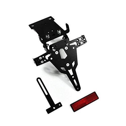 Kennzeichenhalter + Beleuchtung Yamaha FZ6 / Fazer / S2 04-10 Ibex Pro