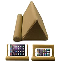 Pawaca Tablet Sofa Holder Pad Pillow Stand for iPad Air & iPad, Universal Phone & Tablet Stands and Holders Can Be Used on Bed, Floor, Desk, Lap, Sofa, Couch