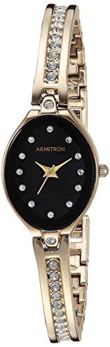 Armitron - Damen -Armbanduhr- 75/5243BKGP