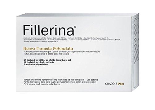 LABO FILLERINA EFFETTO RIEMPITIVO nuova formula potenziata GRADO 5 PLUS