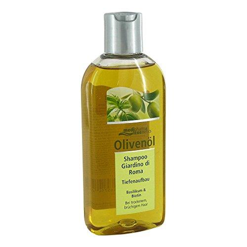 Olivenöl Shampoo Giardino di Roma Tiefenaufbau 200 ml
