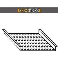 ZeroInox Rejilla Perforada para Lava Pentone–Varias Medidas–Acero Inoxidable aisi 304–, Hotel