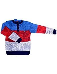 AD & AV Girls Fullsleeve Sweater 907_Kids_Sweater_Teen_Button_AA