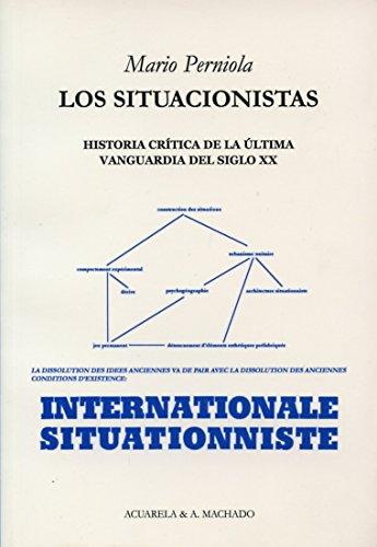 Los situacionistas (Acuarela Libros) por Mario Perniola