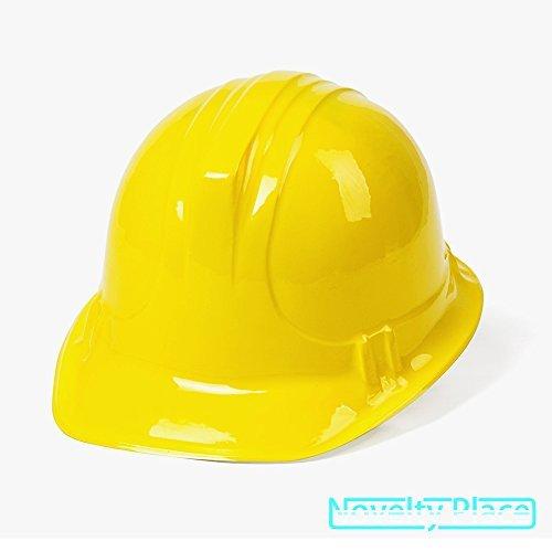 Novelty Place Construction Partyhüte - Verkleide weiche Hüte für Kinder und Erwachsene (12 - Niedliche Kostüm Für Holloween