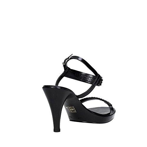 Cinzia Soft 2507 Sandalo Donna Nero