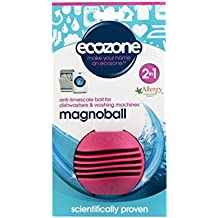 Ecozone Magnoball - Anti-Limescale Ball for Washing Machine & Dishwasher  Lasts up to 5 years