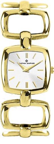 Alpha Saphir Damen-Uhren Quarz  Analog 279L
