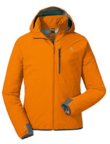 Schöffel Herren Jacket Toronto2 Jacken, orange (dark cheddar), D54 (Herstellergröße: XL) Orange Regenjacke