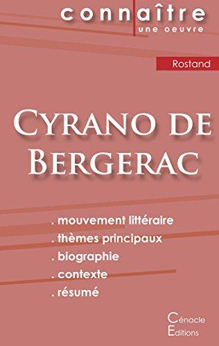 Fiche de lecture Cyrano de Bergerac (Analyse littéraire de référence et résumé complet)