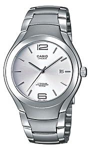 Casio LIN-169-7AVEF - Reloj (Reloj de pulsera, Masculino, Titanio, CR2012, 10 Año(s), 4.55 cm) de Casio