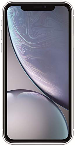 Apple iPhone XR (White, 3GB RAM, 128GB Storage)