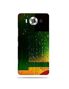 alDivo Premium Quality Printed Mobile Back Cover For Microsoft Lumia 950 / Microsoft Lumia 950 Printed Back Case Cover (RK-AD-003)