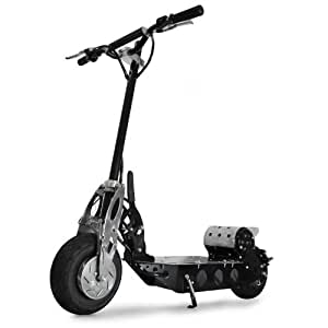 electronic star deluxe v12 electric scooter 500 watts 23. Black Bedroom Furniture Sets. Home Design Ideas