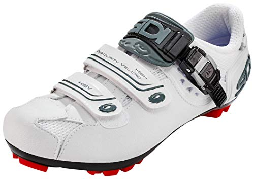 Sidi MTB Eagle 7-SR Schuhe Herren Shadow White Schuhgröße EU 44 2020 Rad-Schuhe Radsport-Schuhe