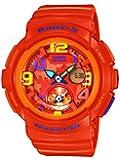 Casio Damen-Armbanduhr Analog - Digital Quarz Resin BGA-190-4BER