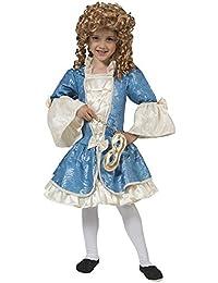 Barock Kostüm Johanna für Mädchen - Schönes Rokoko Gräfin Kleid für Kinder