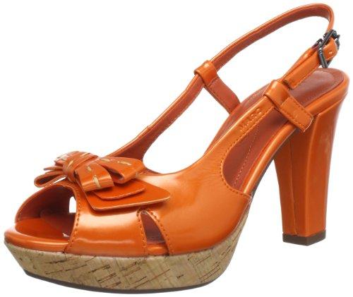 Marc Shoes 1.489.01-51/630-Orlanda Damen Sandalen Rot (orange 630)