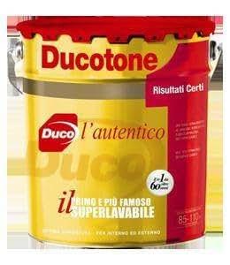 Ducotone duco peinture murale lavable pour int rieur for Peinture acrylique murale lavable