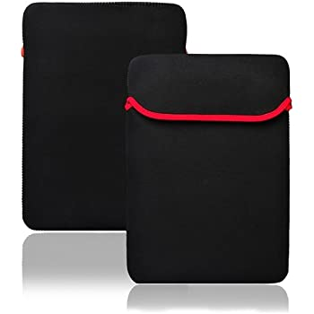 """Noir Sleeve Housse Bag Pochette Pour 13 Pouce 13.3"""" Macbook Pro Notebook"""