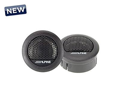 Alpine SXE 1006 TW Car Speakers, 280 W
