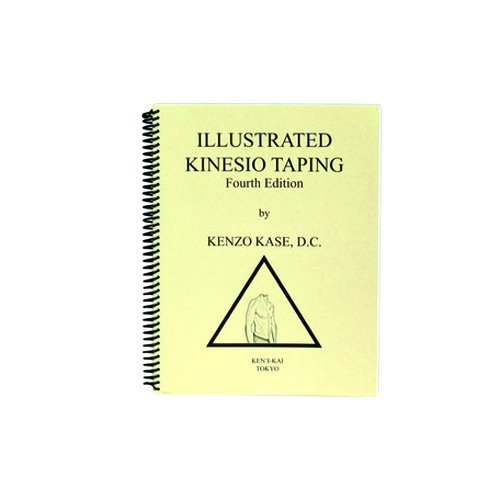 Kinesio Tape, Illustrated Taping Book by Kinesio
