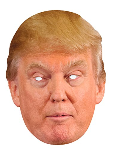 Rubie 's-Maske Donald Trump, Einheitsgröße (dtrum02)