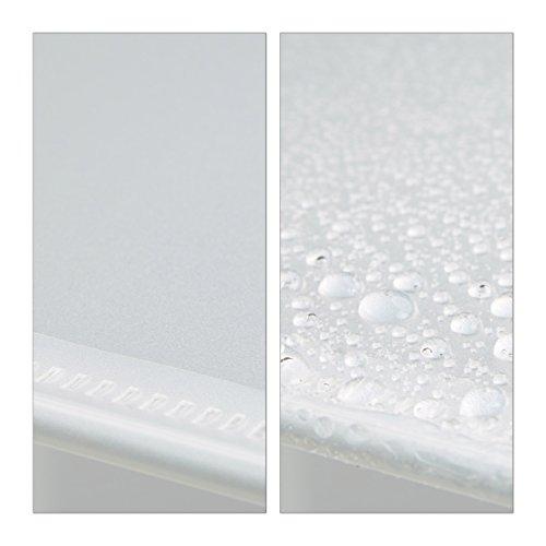 2x Regalsystem, 6 Fächer, Stufenregal, Standregal, Raumteiler, Bücherregal, Treppenregal, HxBxT: 110 x 110 x 35 cm, weiß