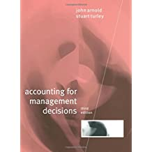 Accounting Management Decisions