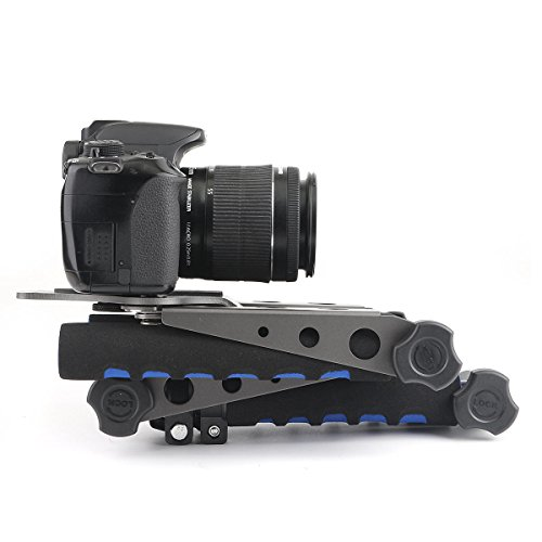 Fold Rig Movie Kit DSLR Film Making System Shoulder Mount Support Stabilizer - Support Shoulder Rig