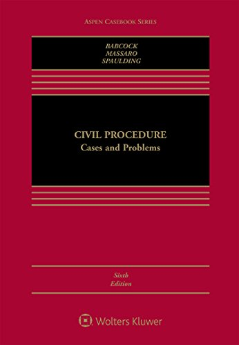 civil-procedure-cases-and-problems-aspen-casebook