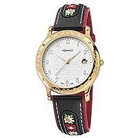 M-Watch Tradition WRF.32210.LB Reloj de pulsera Cuarzo Mujer correa de Cuero Negro de M-WATCH