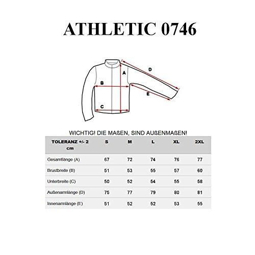BOLF - Felpa - Pullover - Manica lunga - Maglione - Classic - Motivo - 1A1 Girgio