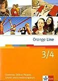 Orange Line / Grammatisches Beiheft zu Band 3 und 4