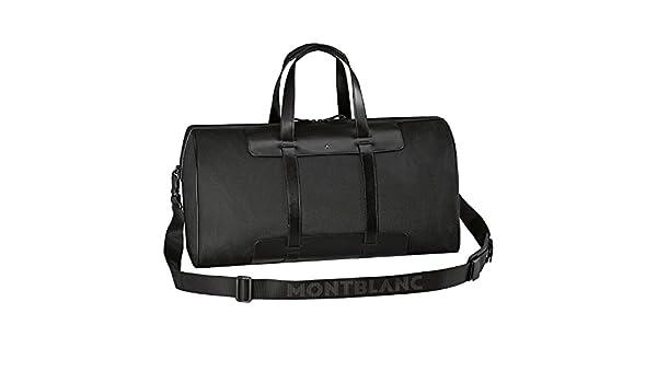 Montblanc Sac de voyage, Noir (Noir) - 113131