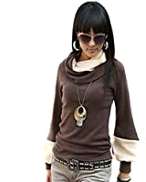 Japan Style von Mississhop DAMEN BLUSE LONGSHIRT TUNIKA Pullover S M L XL 36 38 40 42