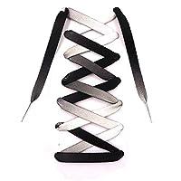 أربطة أحذية مسطحة مطبوعة، أربطة أحذية للأحذية الرياضية، تصميم أنيق